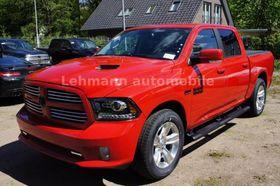 DODGE Ram 1500 Sport Crew Cab Edition Red / LPG
