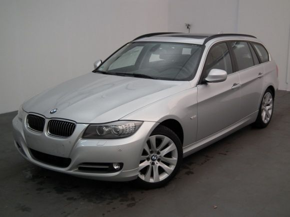 BMW 320d Touring Ed. Lifestyle alle Extras