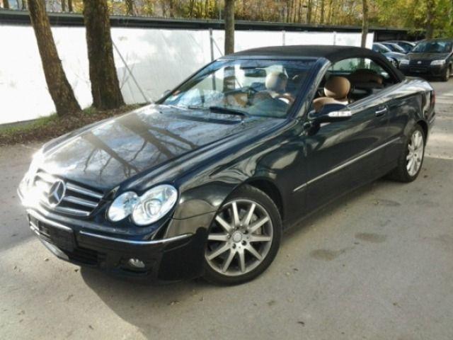 Mercedes-Benz CLK 350 AVANTGARDE