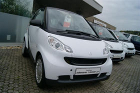 Smart fortwo coupé 1.0 45kW mhd pure