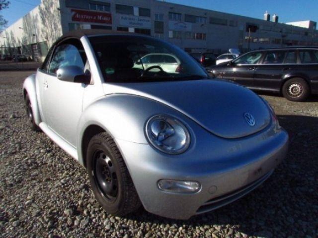 VW New Beetle 1.4