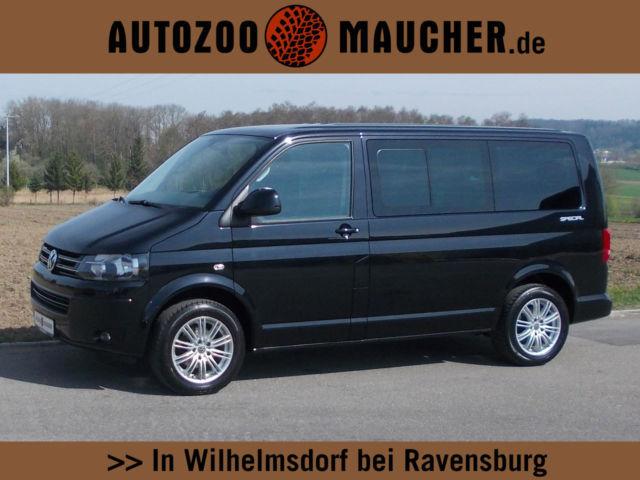 VW T5 Multivan 2.0 TDI Special /17Zoll/AHK/STANDHEI