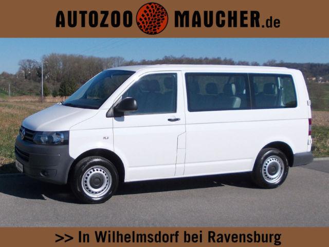 VW T5 Kombi 2.0 TDI KR 9-Sitzer