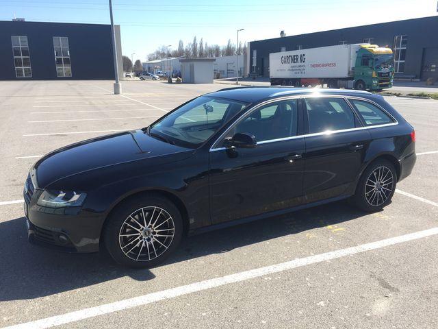 Audi A4 -Avant