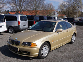 BMW Baureihe 3 Coupe 323 Ci