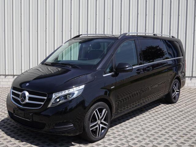 MERCEDES-BENZ V 250 Edition Avantgarde 4M XL extralang 8 Seats