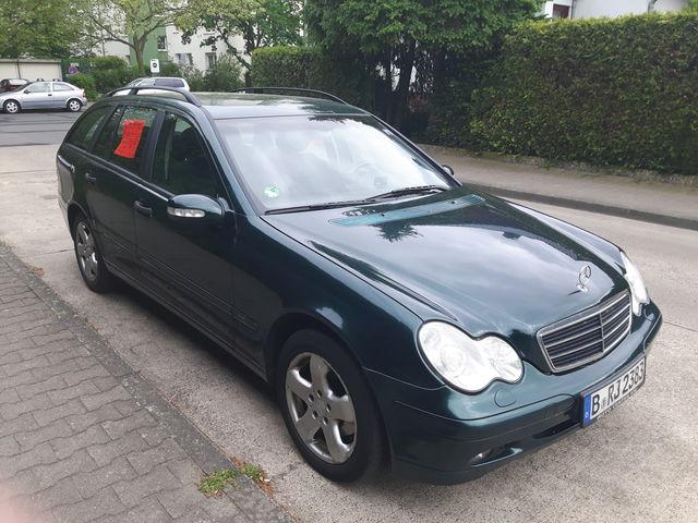 Mercedes-Benz C 200 T CDI Automatik Classic