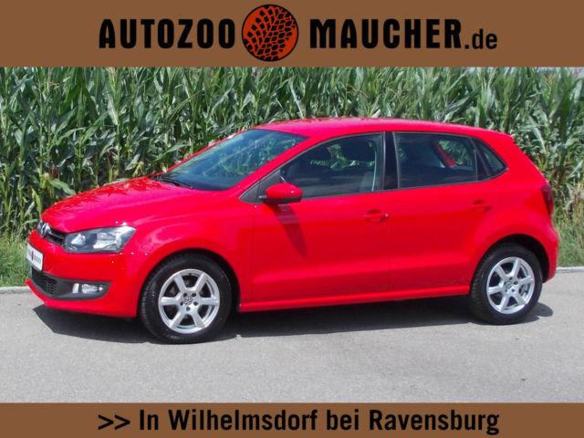 VW Polo 1.2 TSI Trendline