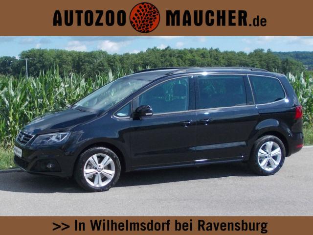 SEAT Alhambra 1.4 TSI Style Advanced 7-Sitzer / Xenon