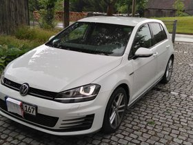 VW Golf 7 GTD DSG