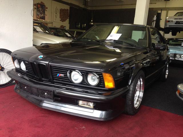 BMW 635CSi 1.Hand 81tsd Km