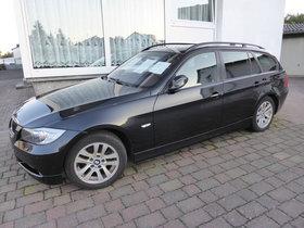 BMW 320d Touring / Black Sapphire Metallic/ Sehr guter Zustand/ Diplomatenwagen