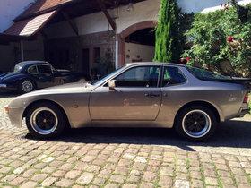 Porsche 944 Coupé Oldtimer