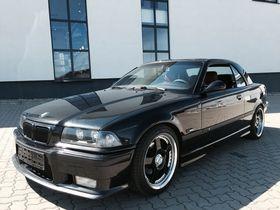 BMW M3 3,2 CABRIO E36-34TKM-343PS-AIRBOX-E46 M-MOTOR
