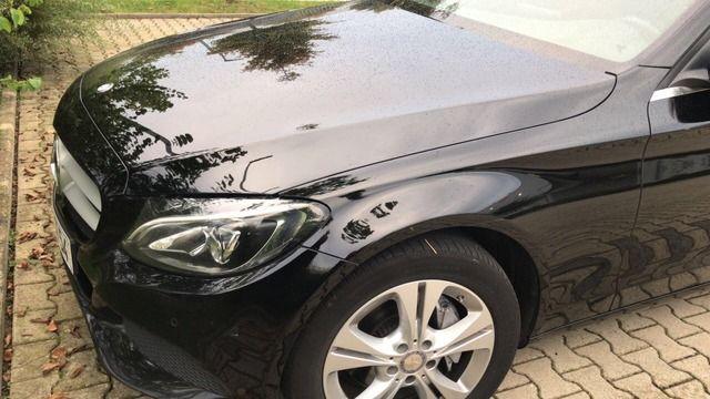Mercedes-Benz C 250 BlueTEC /d-COMAND-7-G TRONIC-AHK-MY.15-