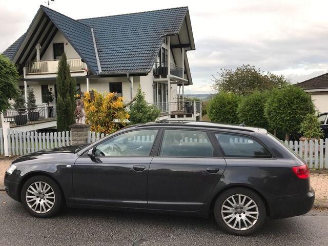 Audi A6 4.2 FSI QUATTRO-TIPTR-NAVI-STANDHZ-136TKM-