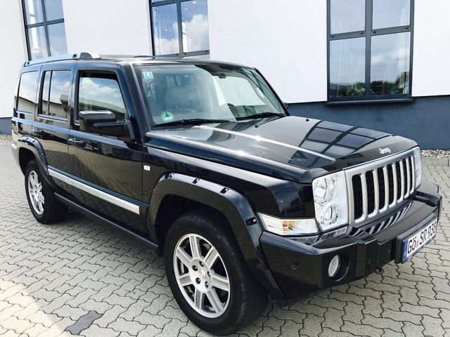 Jeep Commander Limited 3.0 CRD Autom.