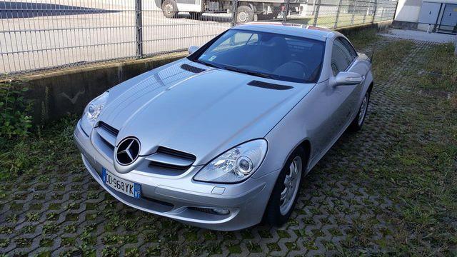 Mercedes-Benz SLK 200  36000 KM VON 2007