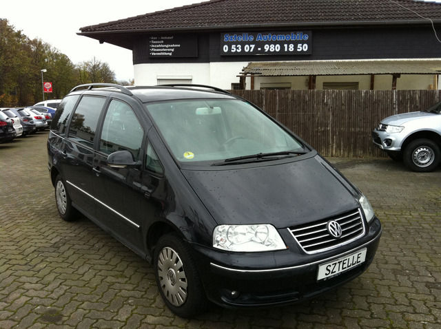 VW Sharan 1.9TDI 96kW Comfortline Family