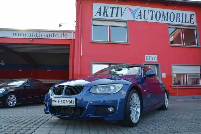 BMW 335i Cabrio M-SPORTPAKET/18'/XENON/NAVI/LEDER
