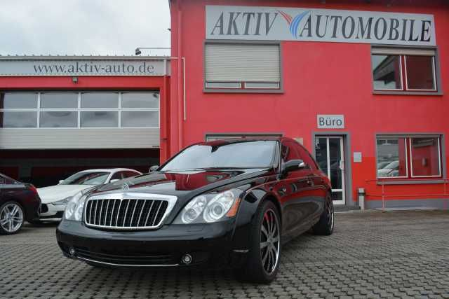 MAYBACH 57 S VOLLAUSSTATTUNG
