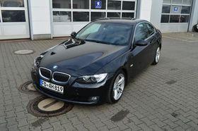 BMW 325i Coupe schwarz 8xAlu Top Angebot