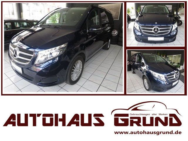 MERCEDES-BENZ V 220 CDI lang 7G-TRONIC Edition LED-Paket