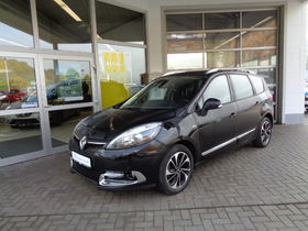 RENAULT Grand Scenic dCi 130 Bose Edition Standheizung!