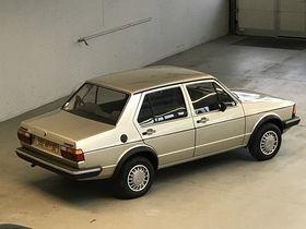 VW Jetta LX original Kilometer Erstlack Traumzustand