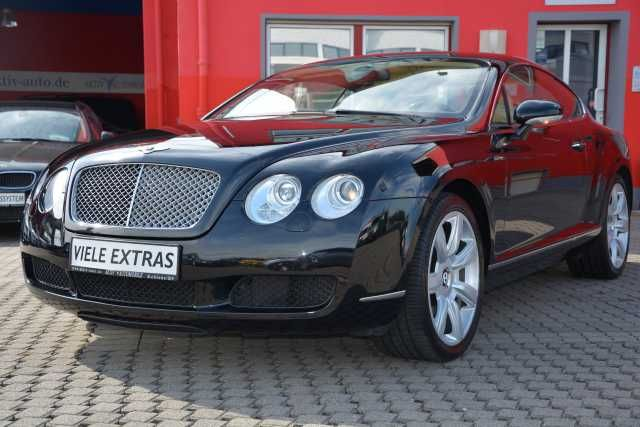 BENTLEY Continental GT SOFT-CLOSE/LUFTFEDERUNG/MASSAGE/KEYLESS-GO