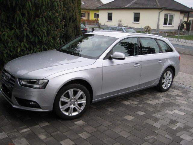 Audi A4 Avant 2.0 TDI EU6 mit AdBlue AHK GWL Okt 2020