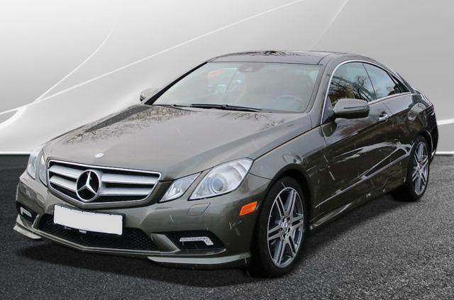 Mercedes-Benz E 500 E 550