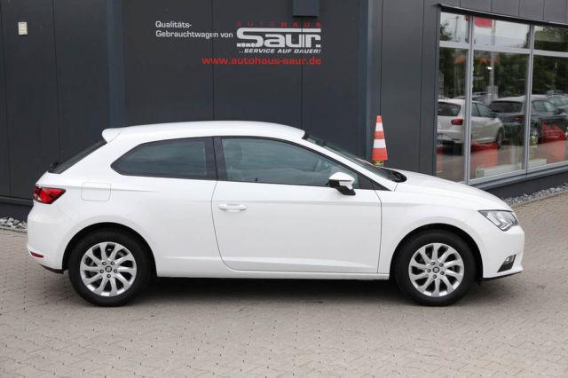 SEAT Leon SC 1.2 TSI Sport Paket-Klimaanlage-