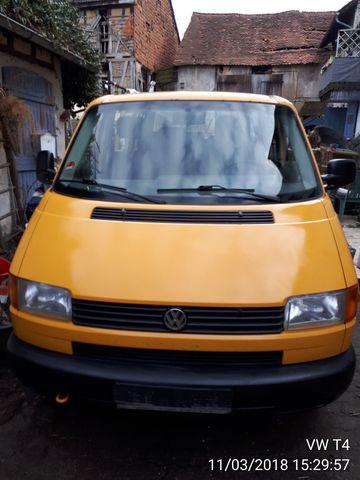 VW T4 Transporter  7DB Bastlerfahrzeug