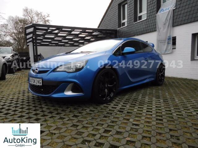 OPEL Astra J OPC Navi/Leder/Sportsitze/20 Zoll