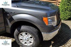 FORD F 150 Autogas-Leder-AHK 4600kg -4x4-FLEXFUEL