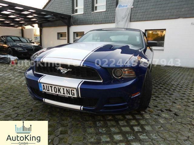 FORD Mustang Cabrio/Leder/sehr schönes Auto! TOP