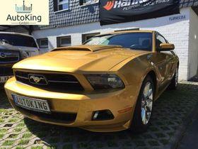 FORD Mustang Gold Automatik|Klima|Leder|Sitzheizung