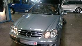 Mercedes-Benz CLK 280 3,0 TüV 05/19 ,Tkm 56, HiFi Anlage, Booster u. Cd-Wechsler