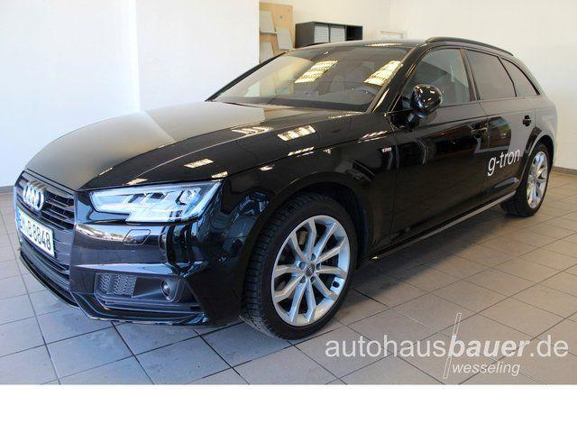 AUDI A4 Avant S line Black g-tron 2.0 TFSI - Bang & Olufsen, MMI Navi Plus, ...