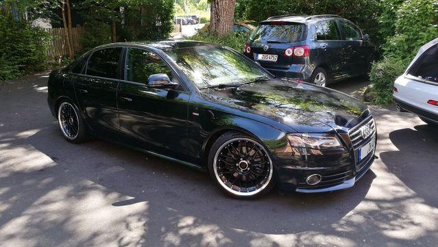 Audi A4 2.0 TDI S-Line Limousine