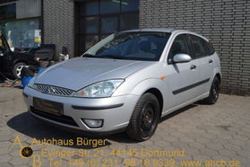 FORD Focus Lim. Trend-2.Hand-8-Fach