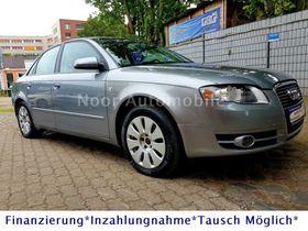 AUDI A4 2.0 Limousine-Klima-AHK-Km-97000-Neu-Bremsen