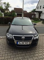 VW Passat Variant Comfortline mit abnehmbarer AHK