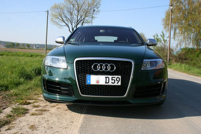 Audi RS6 V10 426 kW/579PS