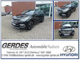 HYUNDAI Santa Fe blue 2.0 CRDI 2WD Trend