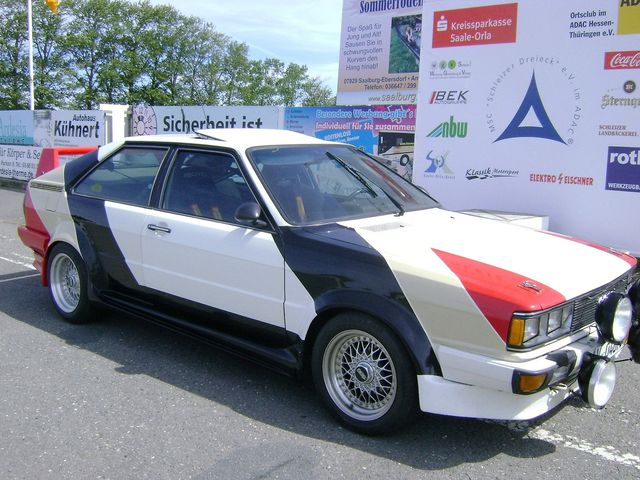 Audi 80 Coupe RS