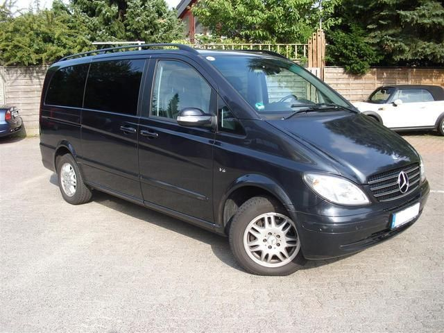 Mercedes-Benz Viano 3.0 CDI AMB. lang/Aut./Leder/Klima/8 Sitze