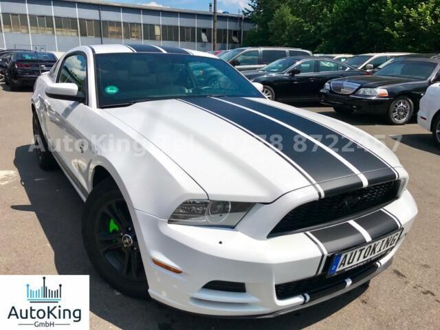 FORD Mustang 3.7 V6 Coupé AUTO. LEDER BEIGE MFL BC