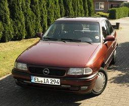 Opel Astra  -  TÜV NEU  -  DAS IDEALE STARTERFAHRZEUG MIT SUPER AUSSTATTUNG